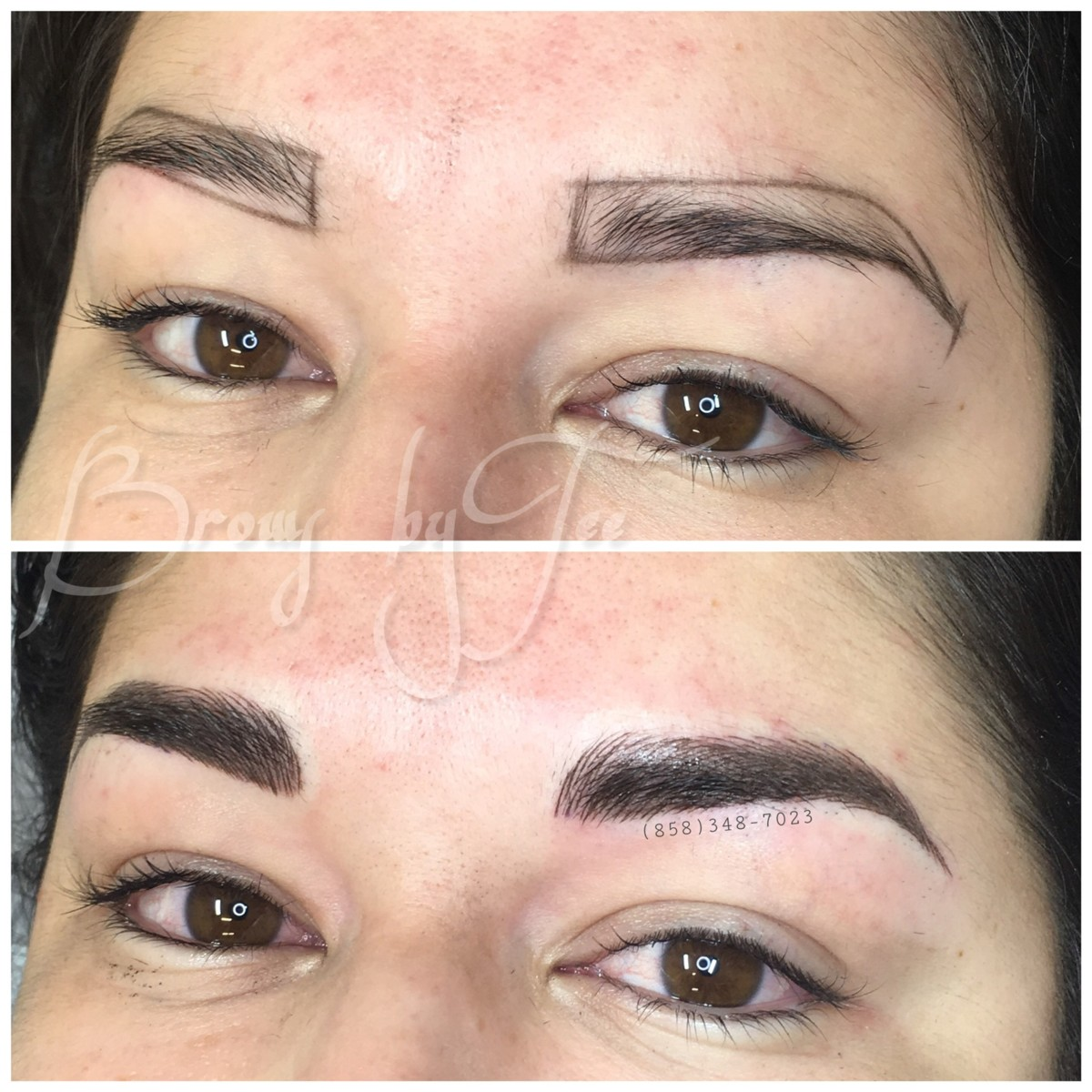 Brows by tee microblading eyebrows for Best eyebrow tattoo san diego