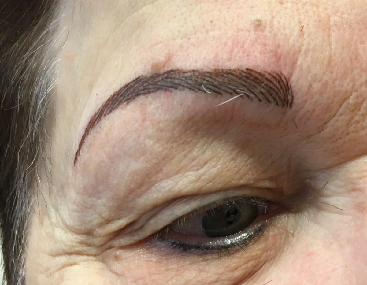 Brow Amp Lashes Microblading Eyebrows