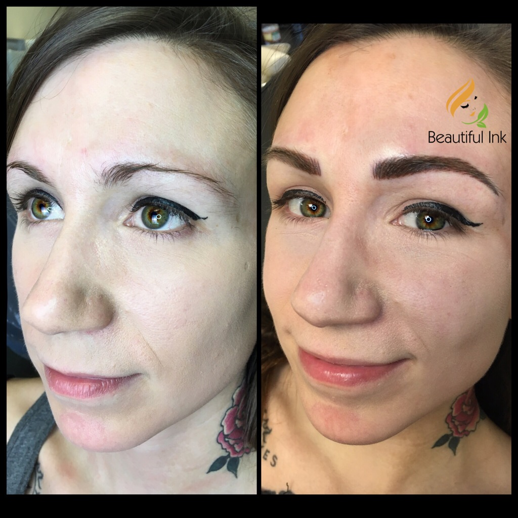 beautiful ink tattoos permanent makeup microblading