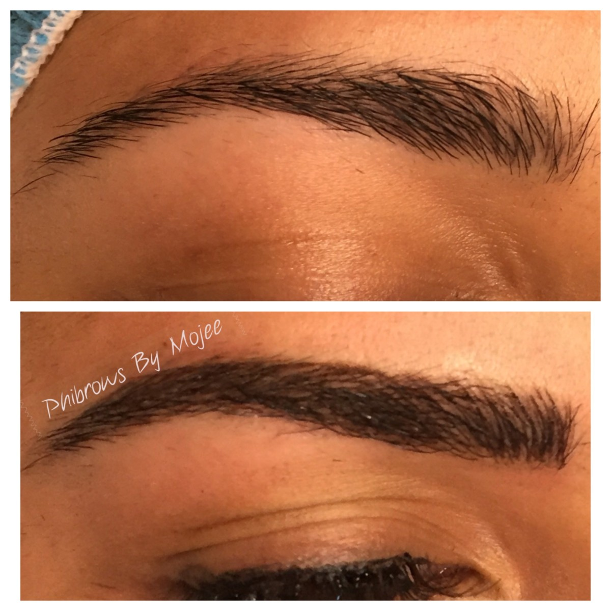 Permanent makeup by