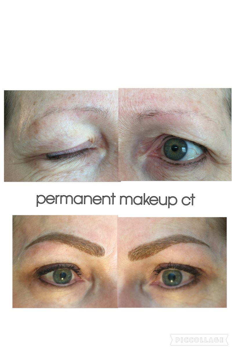 permanent makeup ct | Microblading Eyebrows