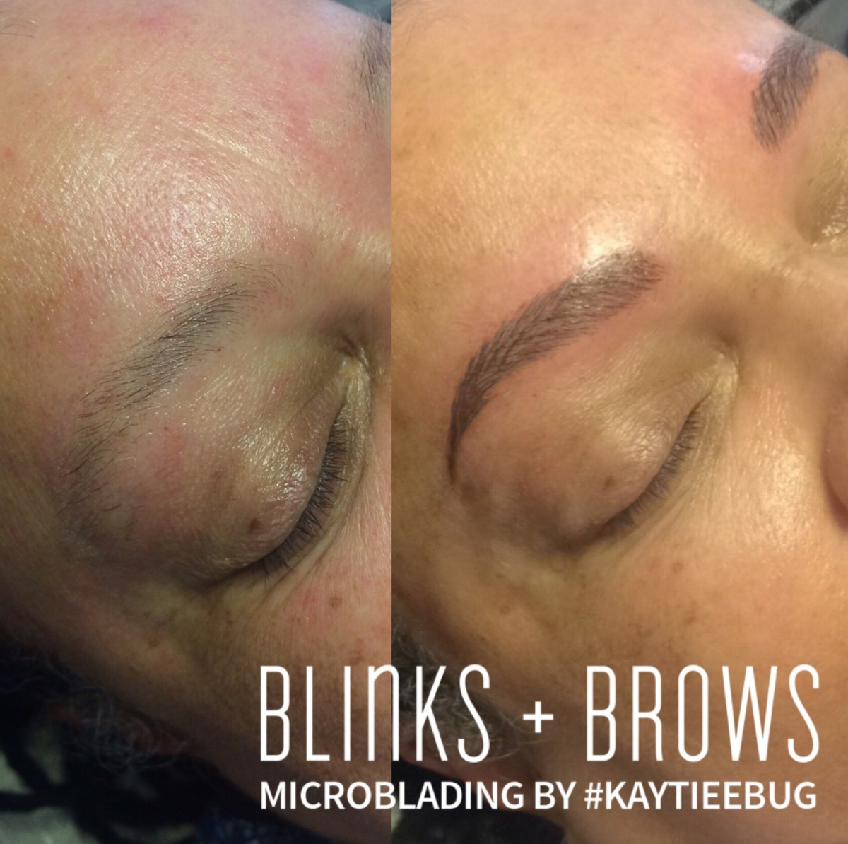 Blinks and Brows - Microblading