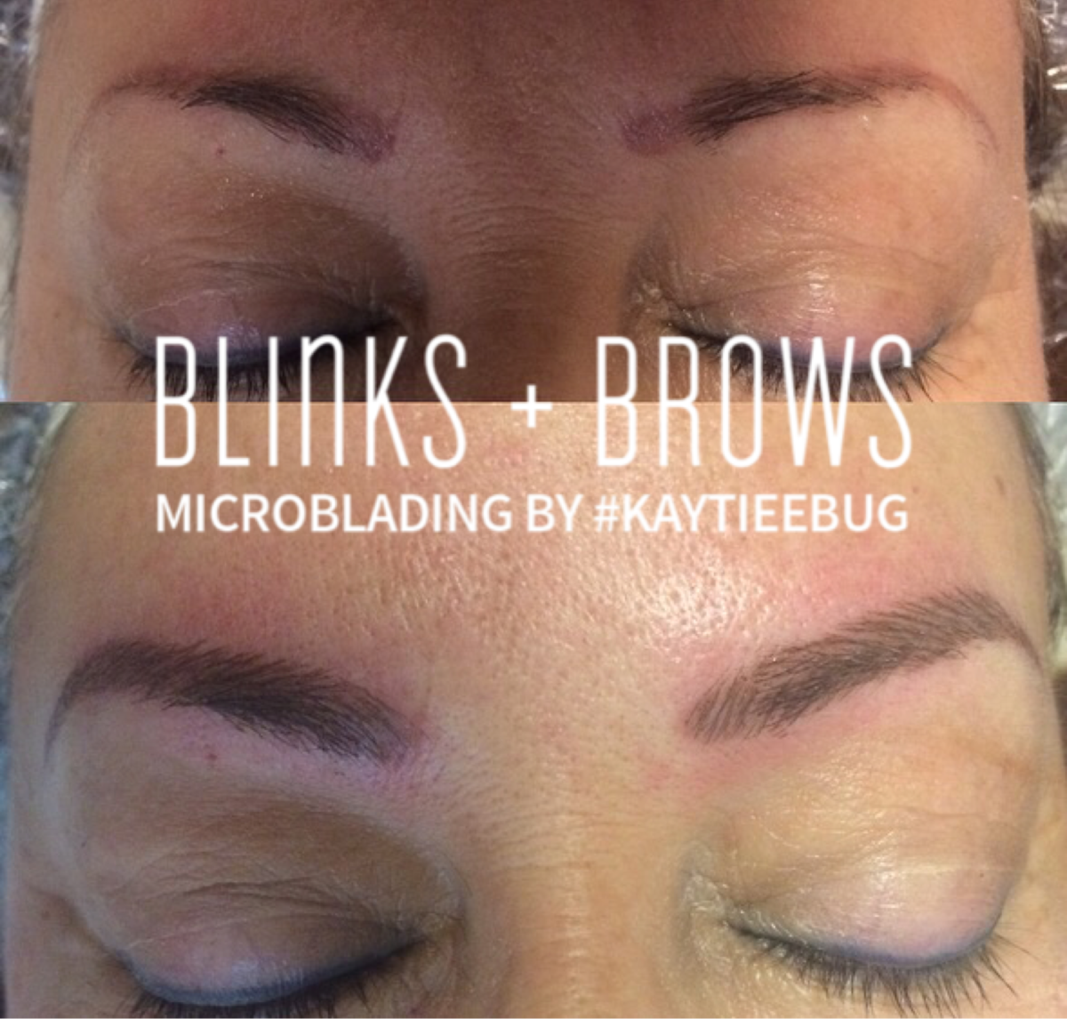 Blinks + Brows - Microblading