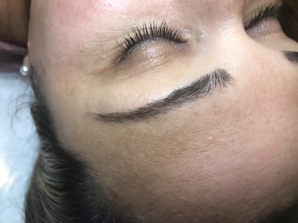 Angela Maione Beauty | Microblading Eyebrows